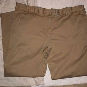 GAP Pants - Gap 16P Broken-In straight khakis jeans